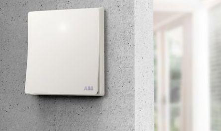 ABB首款无边框开关插座赢得红点设计大奖固安